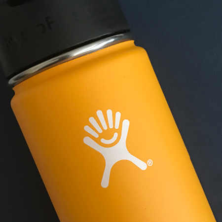 hydro flask available at East Ridge Outfitters